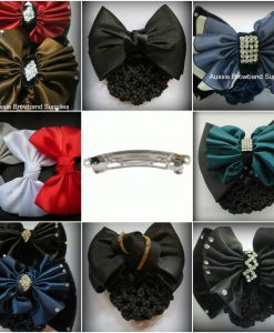 Hair Barrettes and Bows